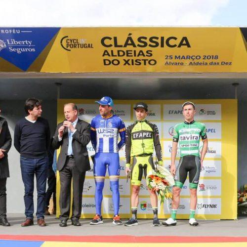 Aldeia das Dez foi palco de prova internacional de ciclismo