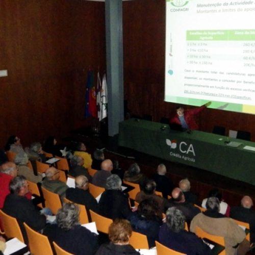 Apoios aos rendimentos e limpeza da floresta em destaque em colóquio promovido pela Cooperativa da Beira Central