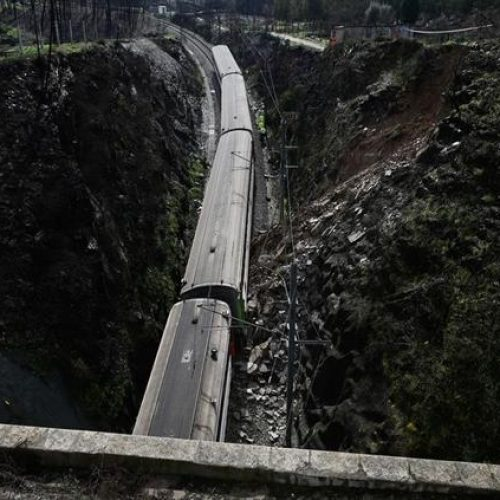 Restrição de velocidade nas linhas da Beira Alta e do Douro