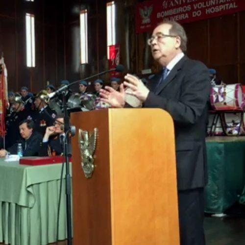 Bombeiros: Federação do Distrito de Coimbra denuncia dívida do Estado de mais de 2,5 milhões de Euros