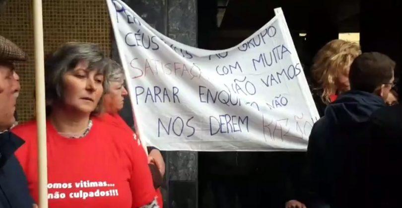"""Agricultores queixam-se da """"falta de tudo"""" em Coimbra (com áudio)"""