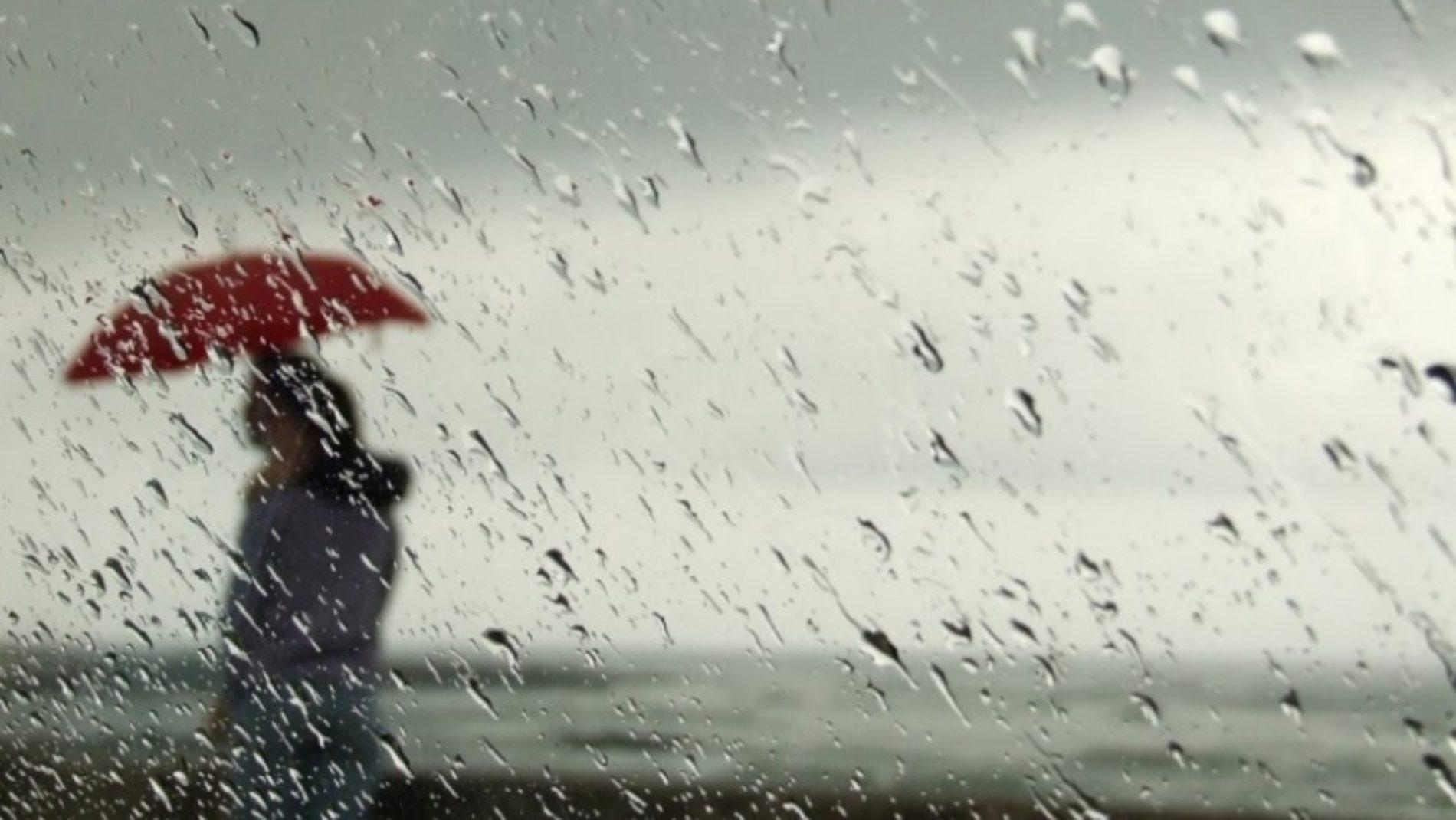 Depressão Norberto chegou com vento forte e descida de temperaturas
