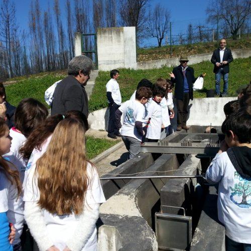 Penacova celebrou dia Mundial da Água com visita à ETAR de S. Paio do Mondego