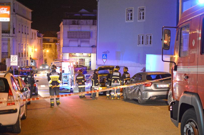 Homem morre após cair em buraco em Coimbra