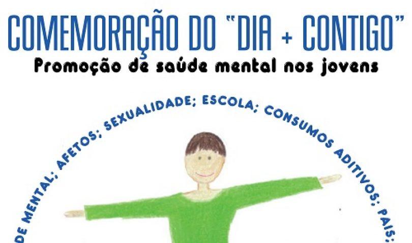 Dia + Contigo promove saúde mental nos jovens