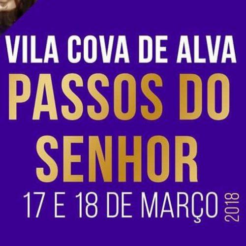 """Vila Cova de Alva promove """"Passos do Senhor"""""""