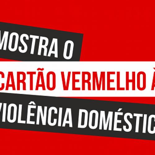 """Oliveira do Hospital """"Mostra o Cartão Vermelho à Violência Doméstica"""""""