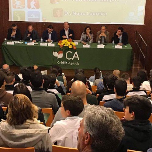 """Conferência evidenciou """"riqueza desportiva"""" do concelho de Oliveira do Hospital"""