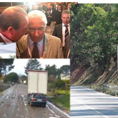 """Ministros vão """"ajudar"""" nas obras da Estrada Nacional 17"""