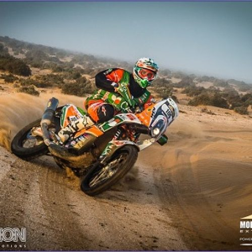 Mário Patrão soma vitóriano Morocco Desert Challenge