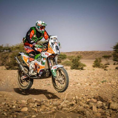 Mário Patrão vence etapa e reforça liderança no Morocco Desert Challenge