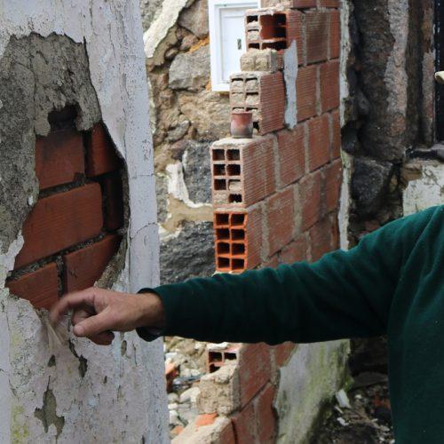"""Seis meses após o grande incêndio: """"Acho que é um luto que eu tenho de fazer, que ainda não fiz, e não sei se algum dia o vou fazer"""""""