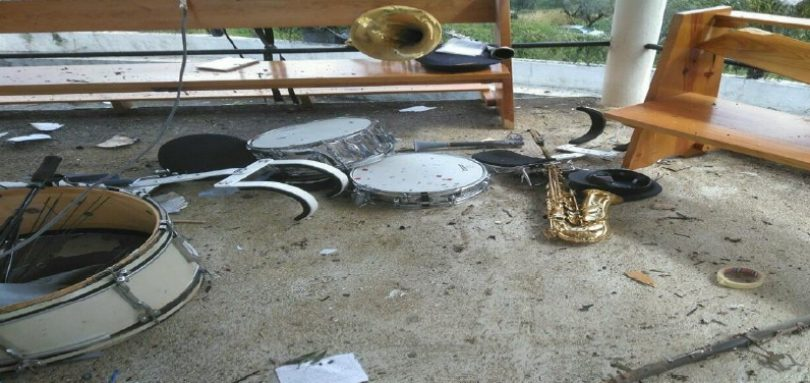 Filarmónica de Coja realiza jantar solidário para repor instrumentos destruídos em explosão de Gondelim (com áudio)