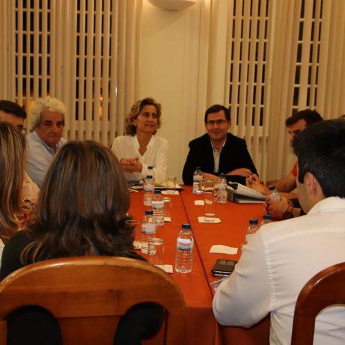 Presidente da CCDR esteve em Arganil para fazer ponto de situação da reabilitação de habitações
