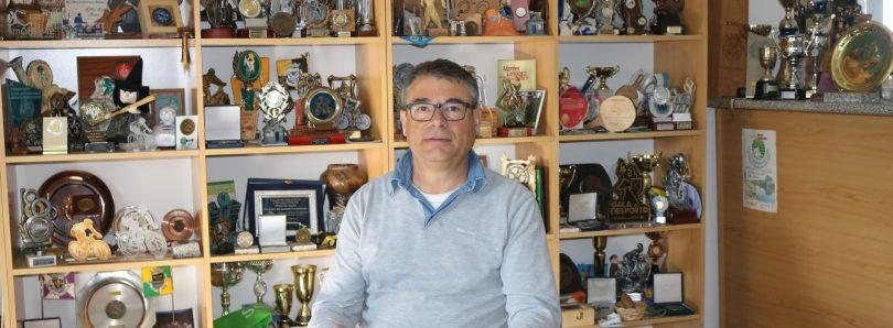 """Aos 44 anos, Clube de Caça e Pesca será """"o clube mais eclético do concelho"""""""