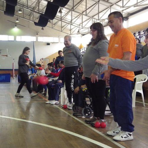 Cerca de 70 atletas participam em Encontro de Desporto Adaptado em Oliveira do Hospital