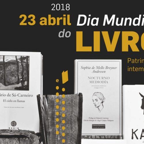 Bibliotecas Municipais assinalam Dia Mundial do Livro