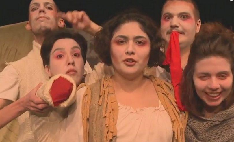 """Espetáculo """"Enquanto os lobos uivam"""", inspirado nos incêndios de 15 de outubro, passa por Tábua"""