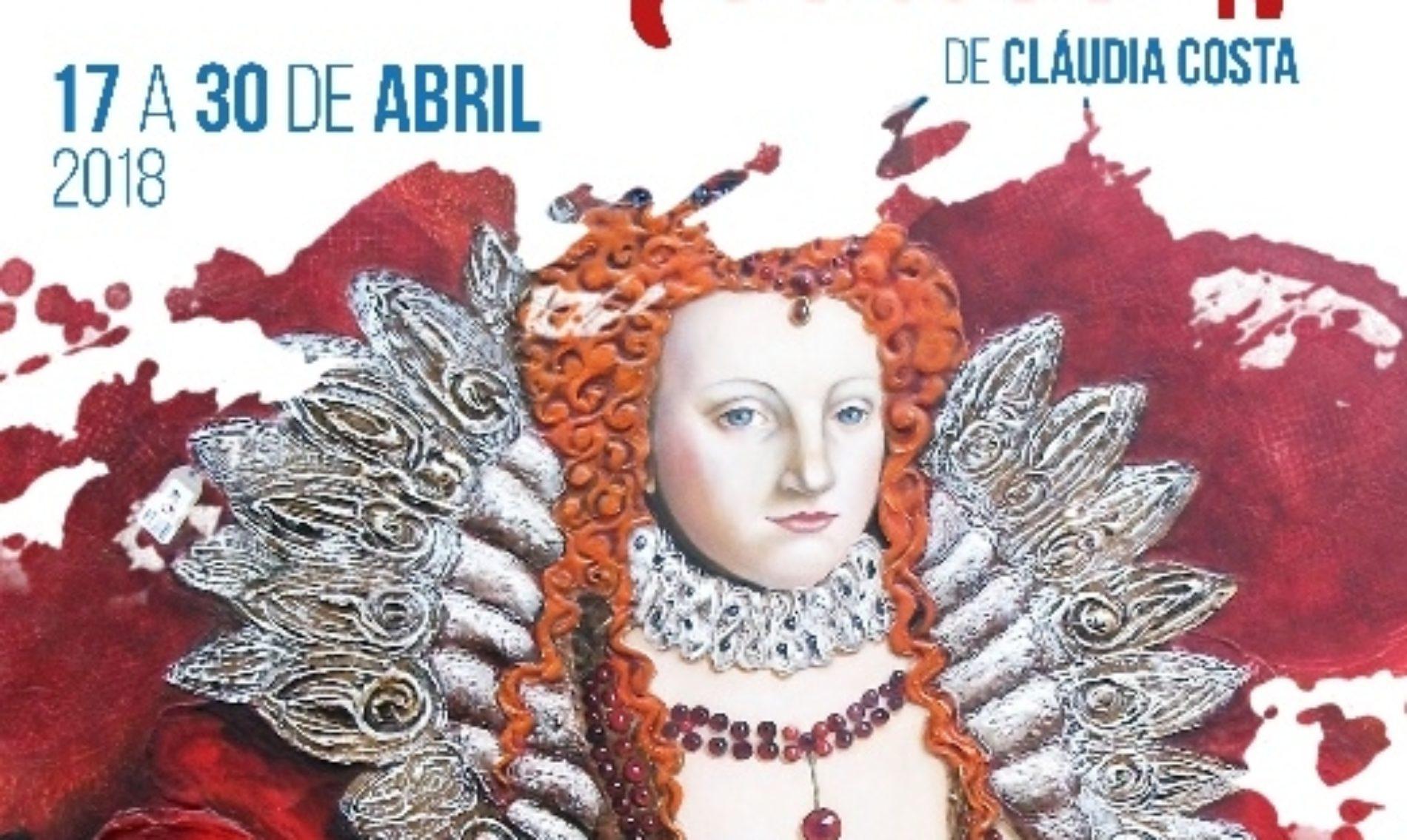 """Cláudia Costa expõe """"O Recreio dos Ícones IV"""" em Arganil"""
