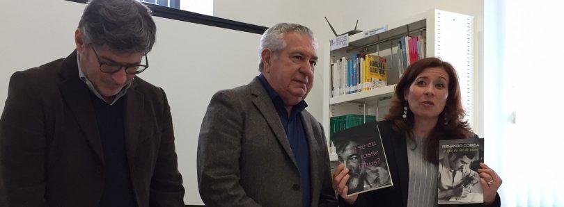 """Fernando Correia """"abre a alma"""" em autobiografia """"O que eu sei de mim"""""""