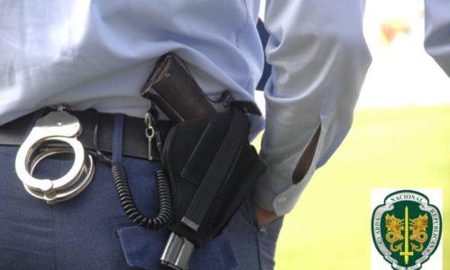 Gouveia: Homens detidos por posse de arma proibida e mandado de condução a estabelecimento prisional