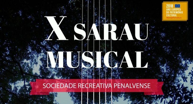 Tuna Recreativa Penalvense recebe congénere espanhola no 10º Sarau Musical da Primavera