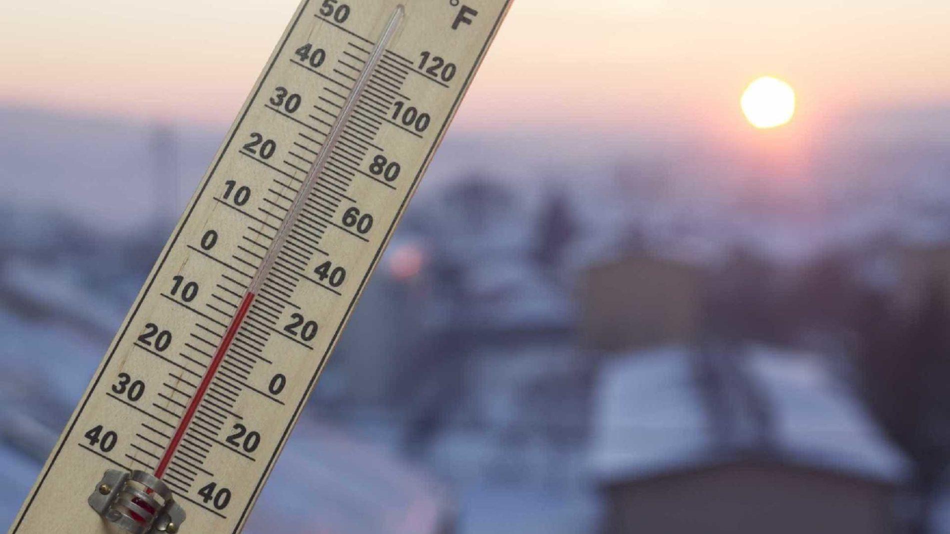 Fim-de-semana com temperaturas acima dos 26ºC