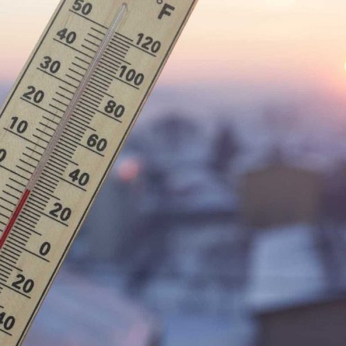 Temperaturas descem. Mínimas registam 12ºC