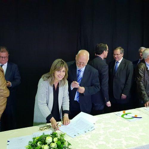 ANPC, Município de Góis e Bombeiros de Góis assinam protocolo para constituição da Equipa de Intervenção Permanente