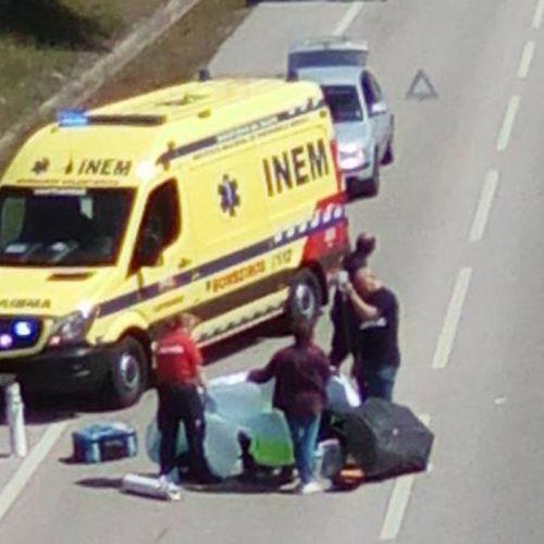 Ciclista morre em colisão com automóvel em Cantanhede