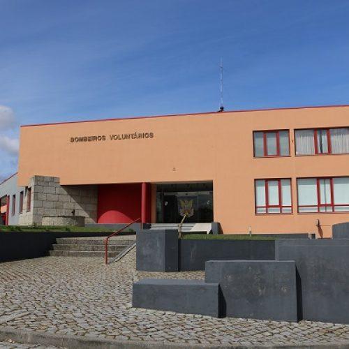 Bombeiros de Lagares da Beira comemoram 72º aniversário