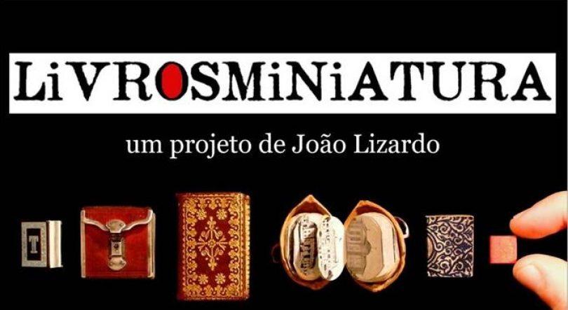 Biblioteca Municipal de Oliveira do Hospital acolhe exposição de Livros Miniatura de João Lizardo