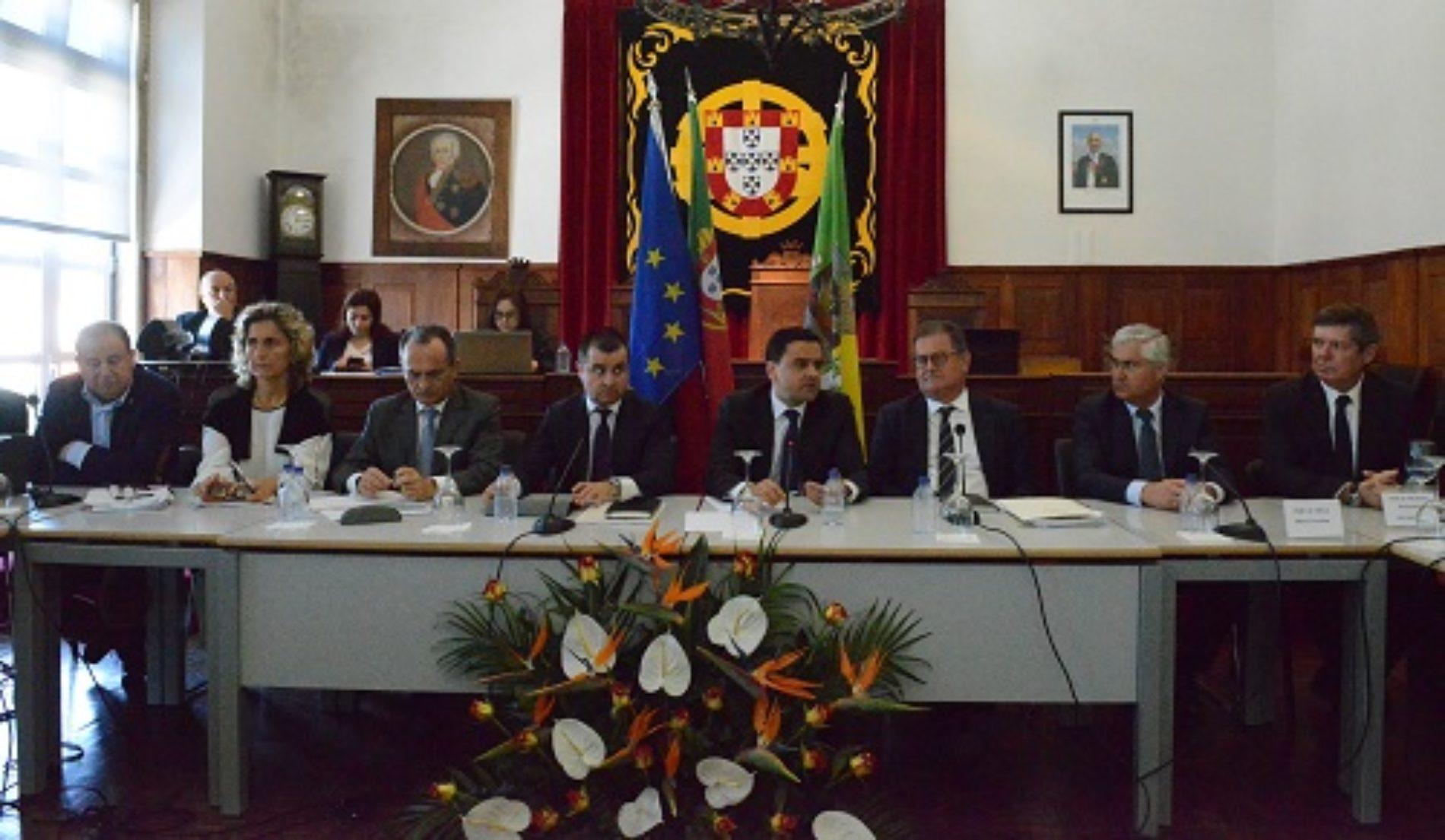 CIM Região de Coimbra considera positiva a requalificação do IP3