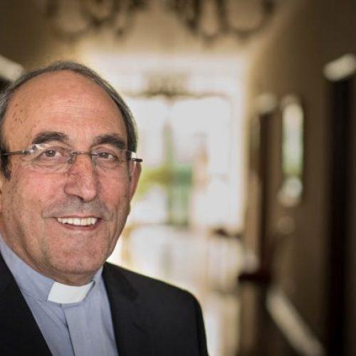 Bispo de Leiria-Fátima, D. António Marto, vai sercardeal