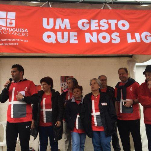 """Oliveira do Hospital participou na caminhada """"O que nos Liga"""""""