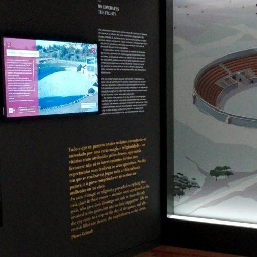 Centro de Interpretação explica legado romano na Bobadela
