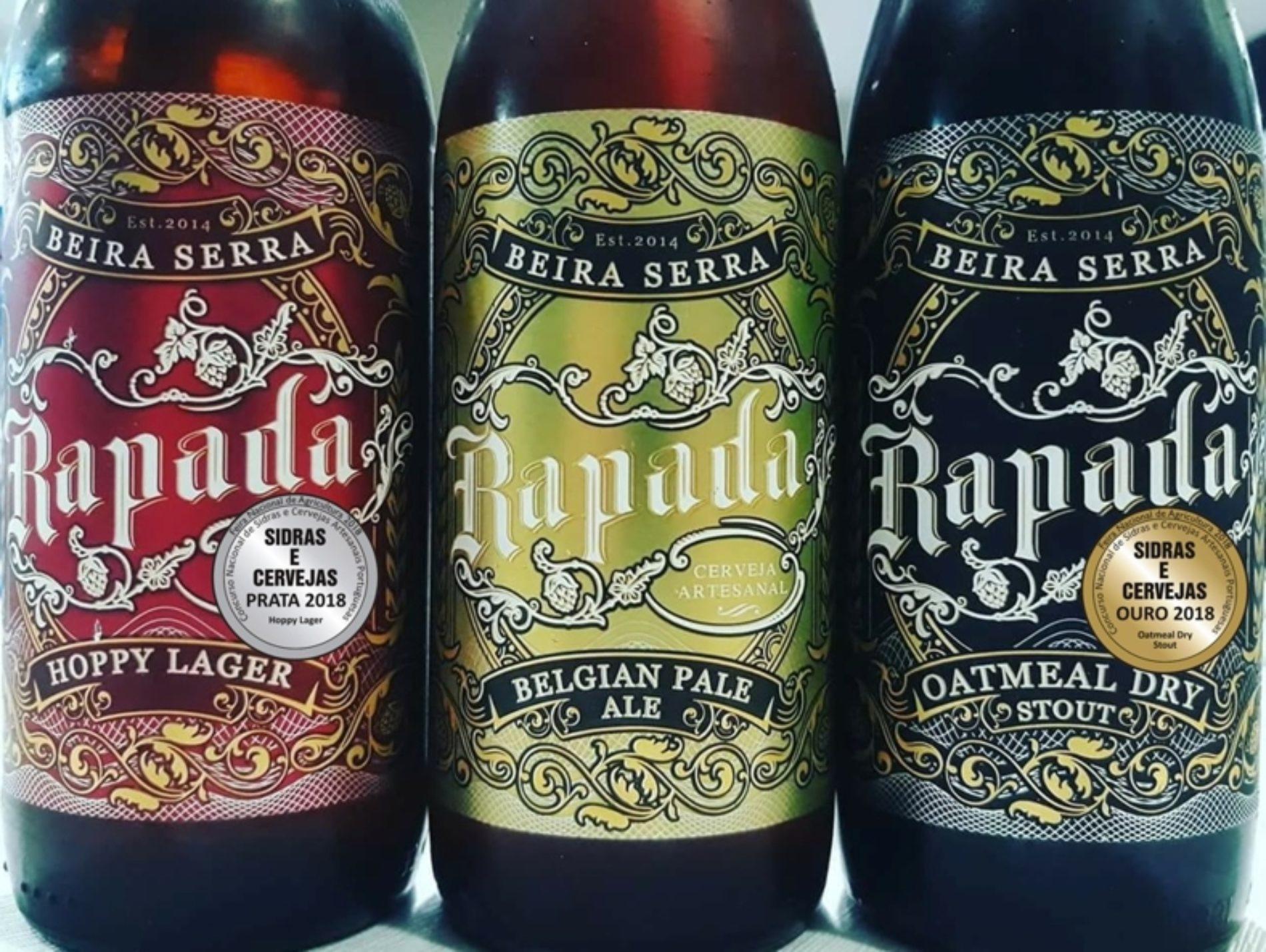 """Cerveja """"Rapada"""" conquista Ouro e Prata em Concurso Nacional"""