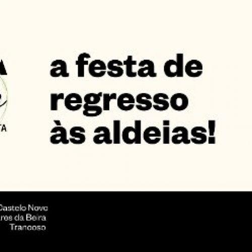 """Vila de Almeida recebe Ciclo """"12 em Rede – Aldeias em Festa"""""""