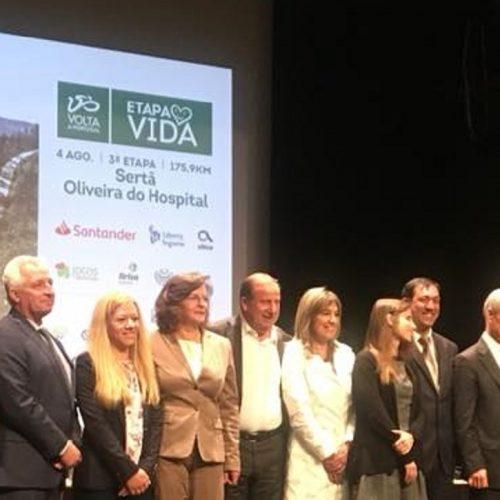 """""""Etapa da Vida"""" marca 80ª edição da Volta a Portugal em Bicicleta"""