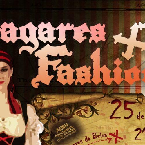 Lagares Fashion realiza-se hoje em Lagares da Beira