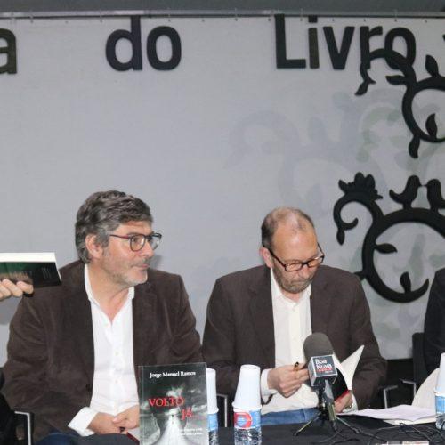 """Jorge Ramos apresentou """"Volto Já…"""" entre família e amigos"""