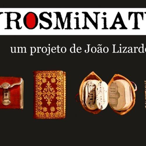 """Exposição na Biblioteca Municipal de Oliveira do Hospital mostra """"Livros Miniatura"""""""