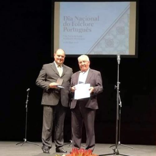 Federação do Folclore Português prestou homenagem a Manuel Mendes