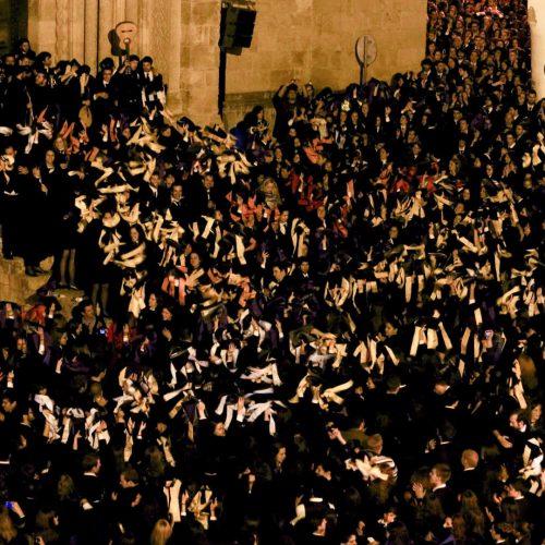 Queima das Fitas de Coimbra começa hoje com serenata