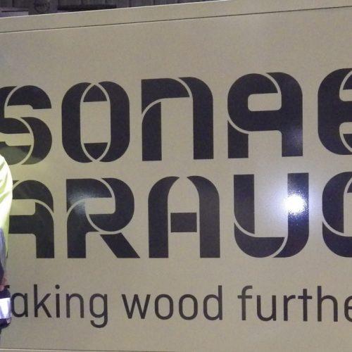 """Trabalho de """"superação"""" permitiu reativação da Sonae Arauco seis meses após o grande incêndio"""