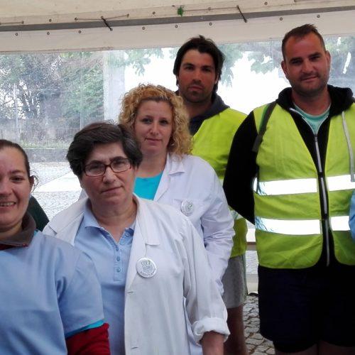 """Senhor das Almas: """"Stop Solidário"""" volta a apoiar peregrinos de Fátima"""
