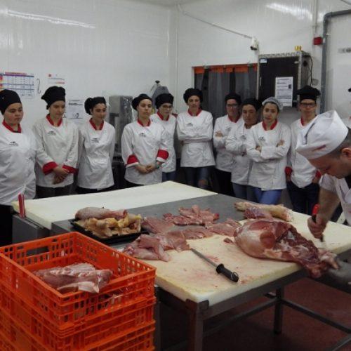Intermarché proporcionou formação a estudantes de Cozinha e Pastelaria
