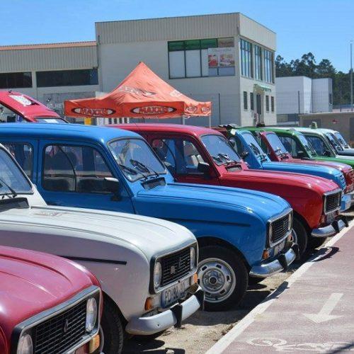 Tábua acolhe IV Encontro Internacional Renault 4L