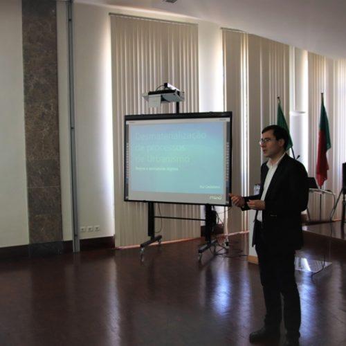 Município de Arganil apresentou ferramenta digital
