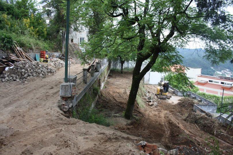 Município de Penacova requalifica Parque Municipal